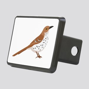 Brown Thrasher Hitch Cover